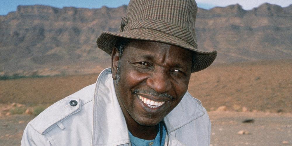 Malick Sidibé, né en 1936 à Soloba