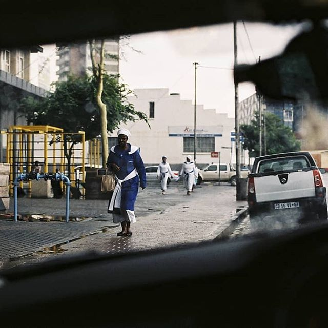 "Reposting @kgomotso_neto:⠀ ""Rainy sundays after church 
