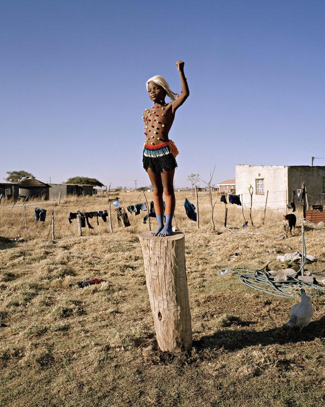 Namsa Leuba, Zulu Kids, 2015