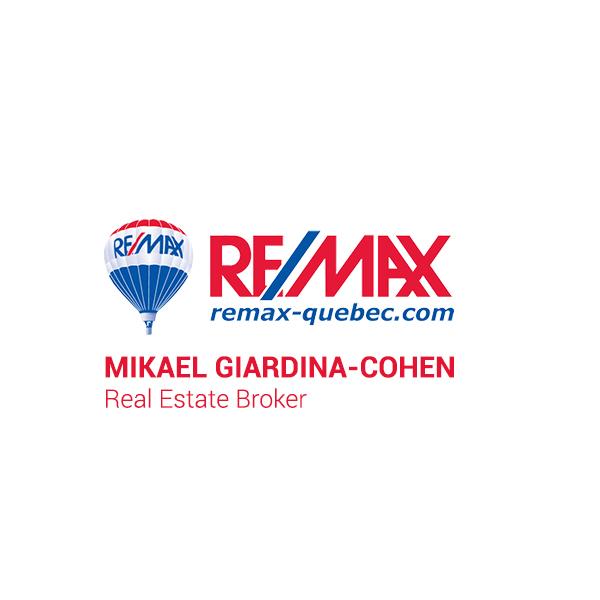 Remax Agent Mikael Giardina-Cohen