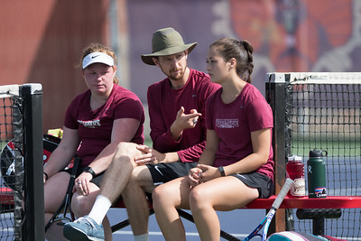 Bryce Parmelly - Bryce Parmelly has coached at the NCAA Division III level since 2005. He spent the past two seasons (2015-16 and 2016-17) as the assistant men's tennis coach at Middlebury College (Vt.). He was the head men's tennis coach at the University of California, Santa Cruz in 2011-12 and 2012-13. He previously served as the assistant men's tennis coach at UC Santa Cruz from 2005-06 through 2009-10.Coach Parmelly was chosen as the NCAA Division III National Assistant Coach of the Year in 2017 as well as the West Region Assistant Coach of the Year at UC Santa Cruz in 2009.Parmelly was an All-American at UC Santa Cruz, winning the NCAA National Championship in 2005.Bryce has been involved in directing youth and summer camps since 2001.