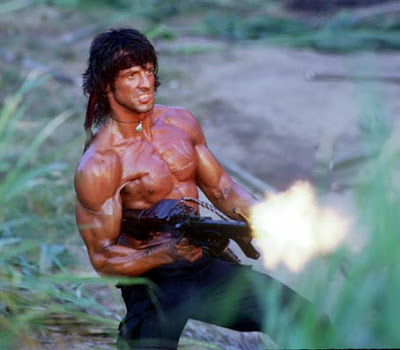 Movie Review Rambo First Blood Part Ii 1985 Dead End Follies