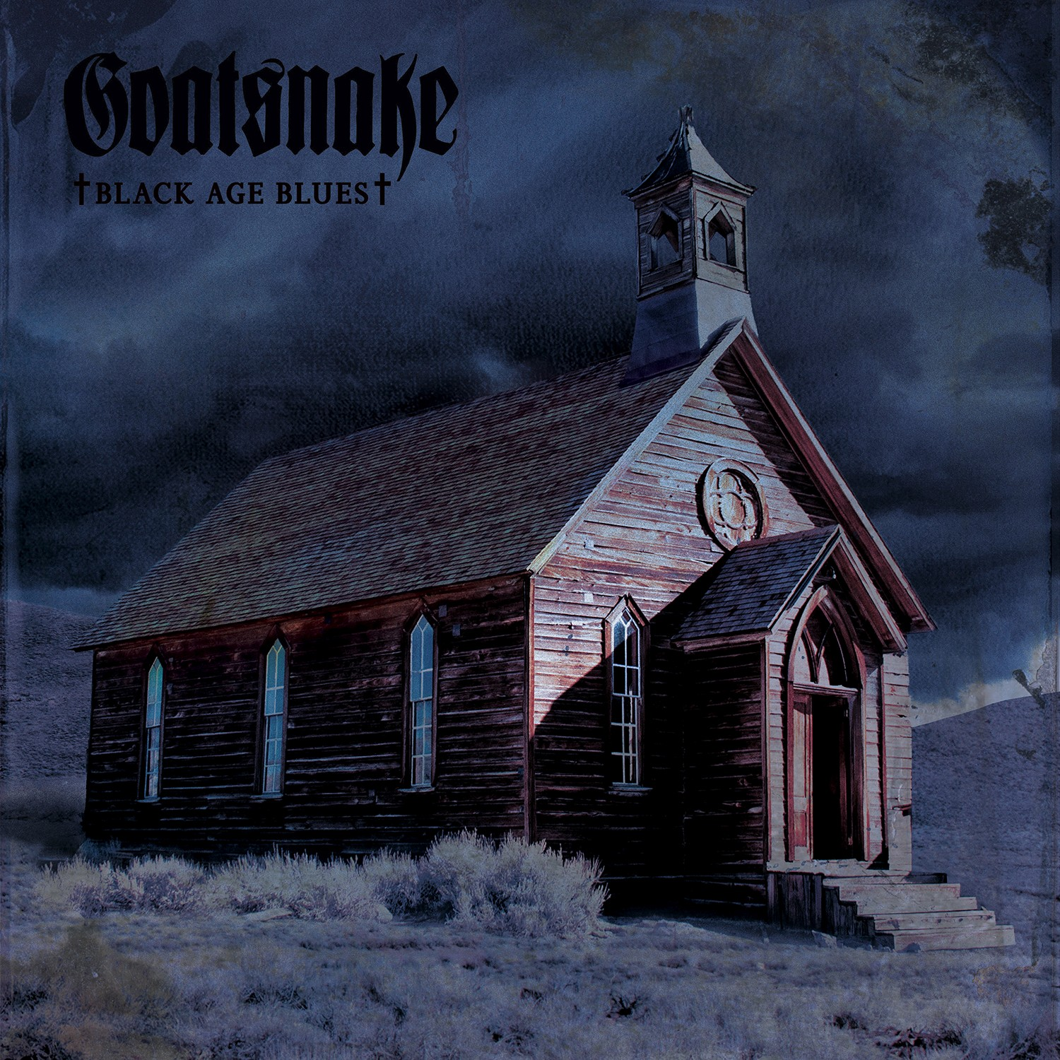 May 10 Album Review : Goatsnake - Black Age Blues (2015)