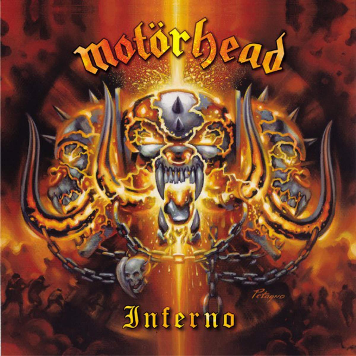 CD Review: MotorheadInferno
