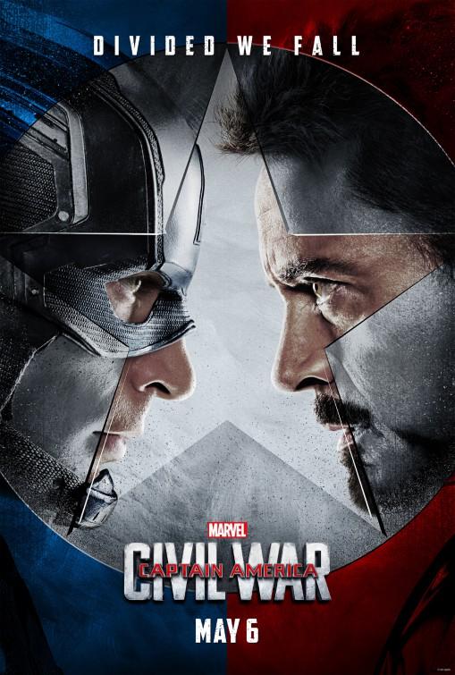 Movie Review Captain America Civil War 2016 Dead End Follies