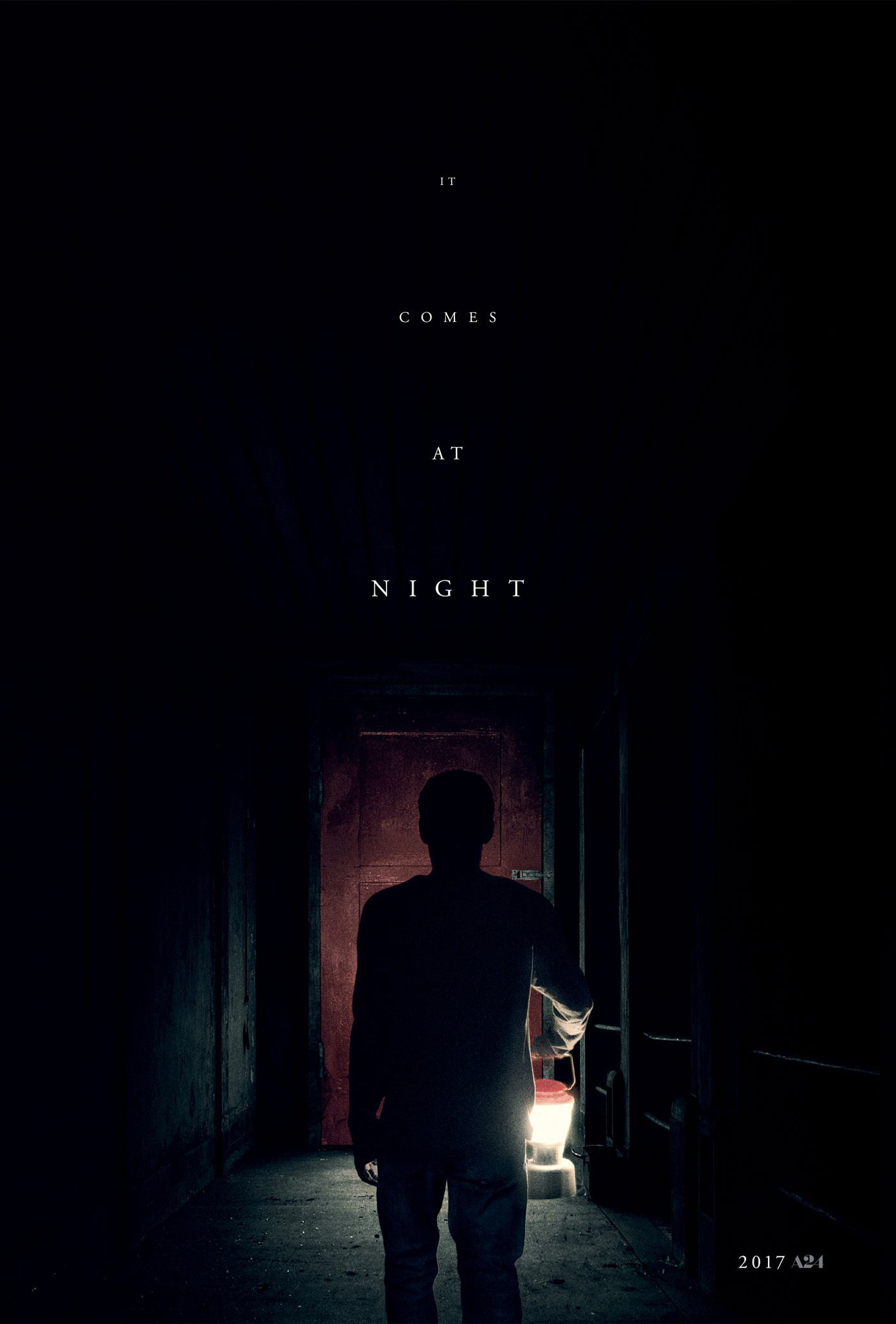 Movie Review It Comes At Night 2017 Dead End Follies