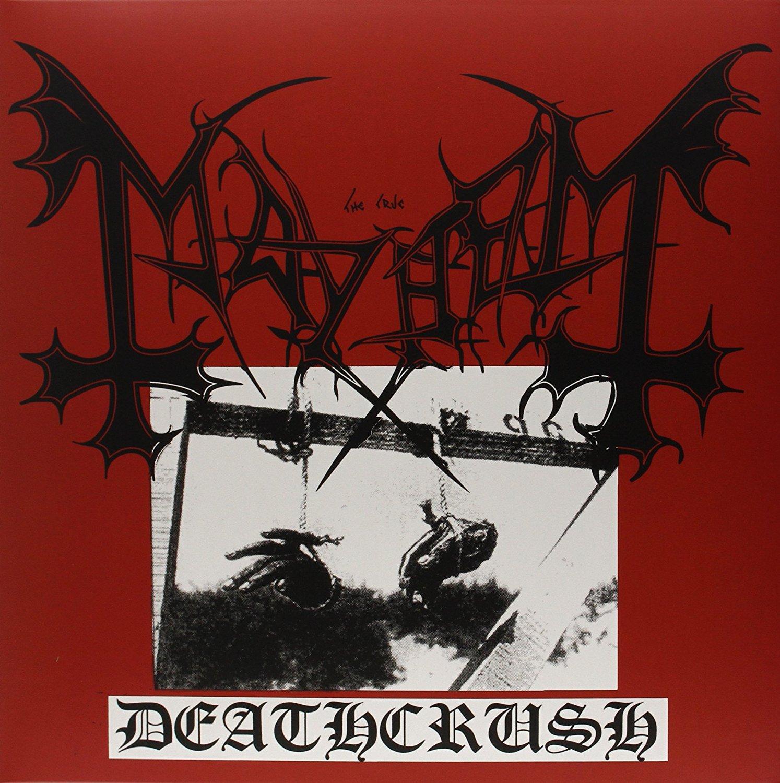 mayhem band album covers