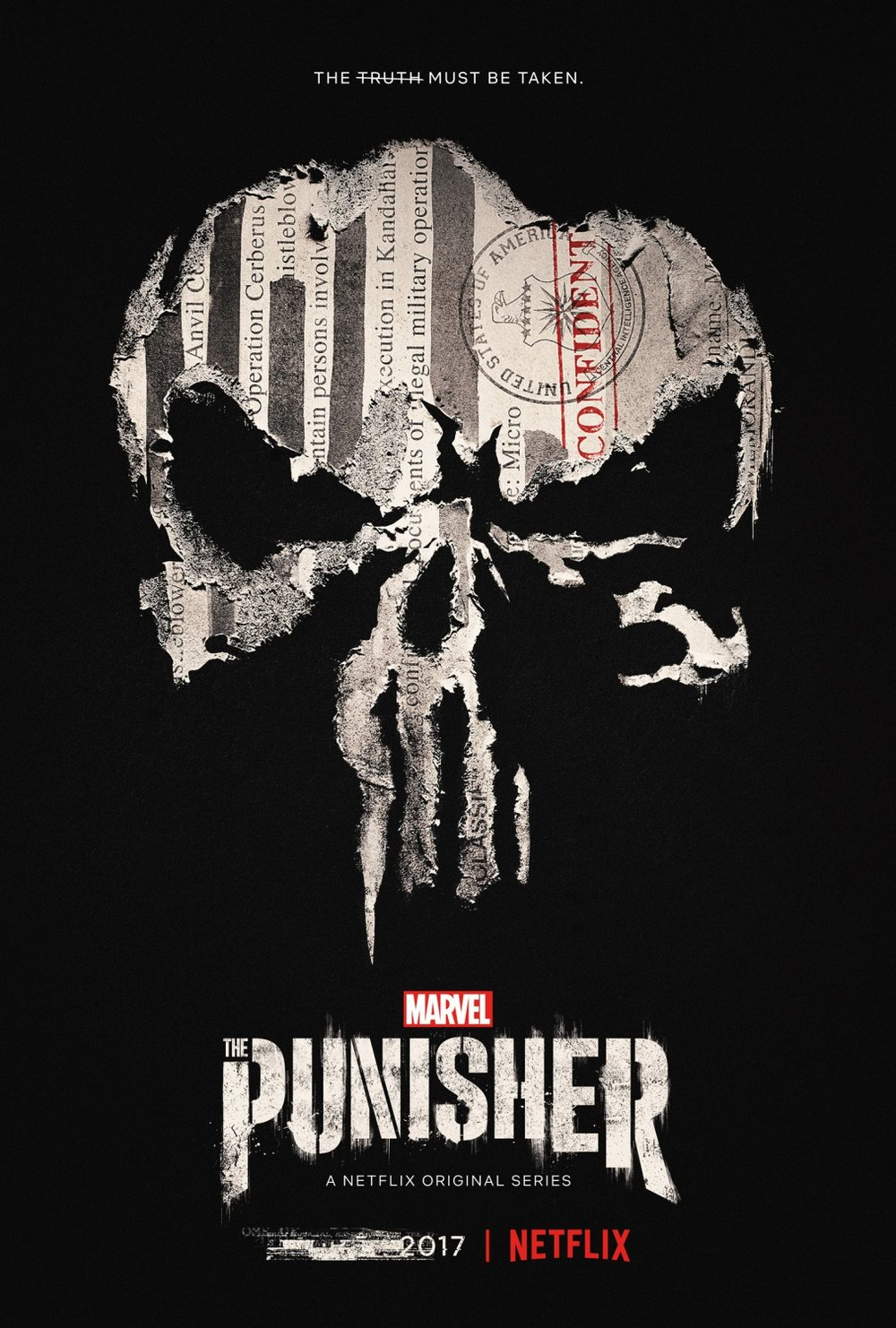 ben watches television the punisher season one 2017 dead end