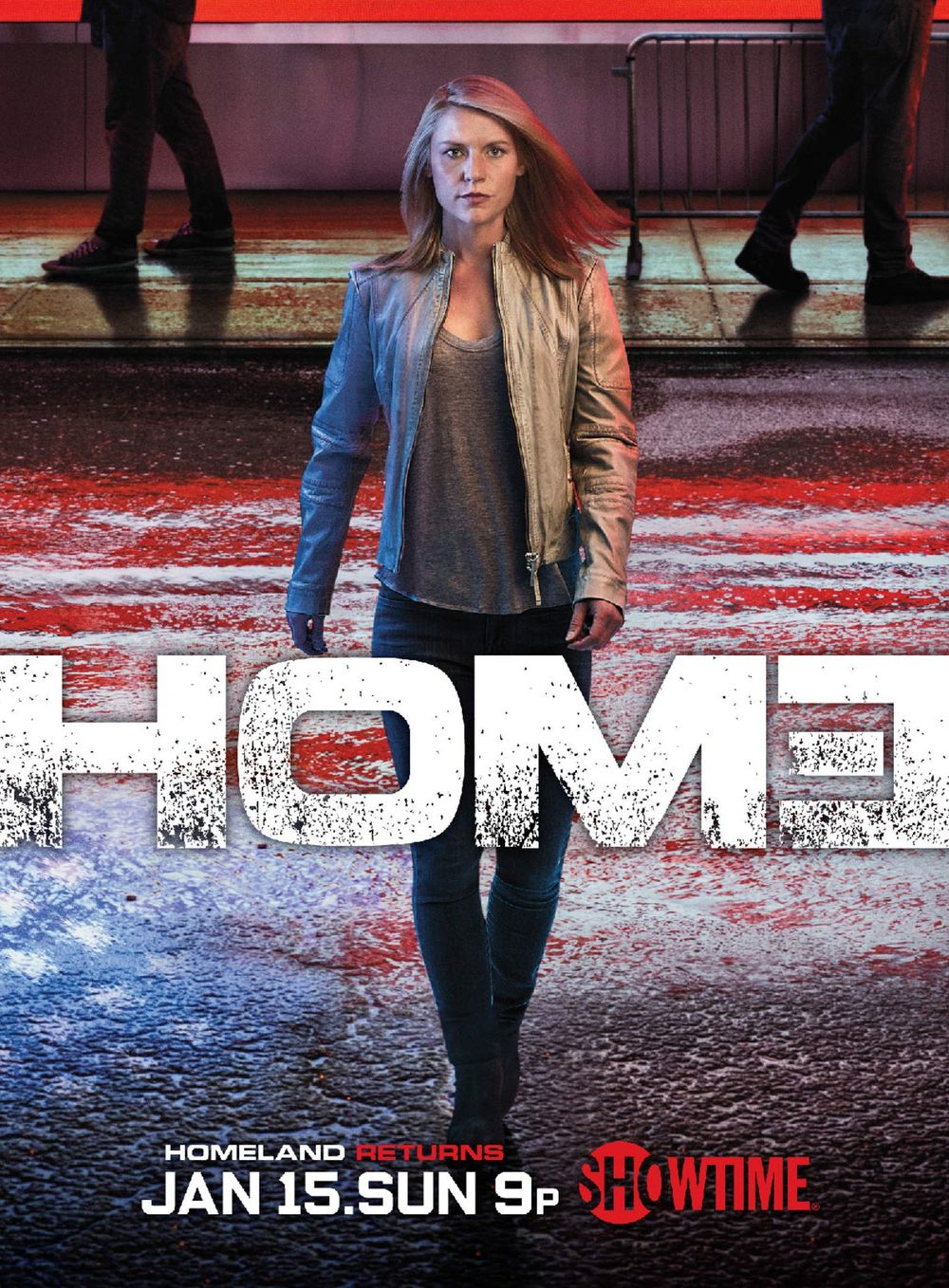 ben watches television : homeland, season 6 (2017) — dead end follies