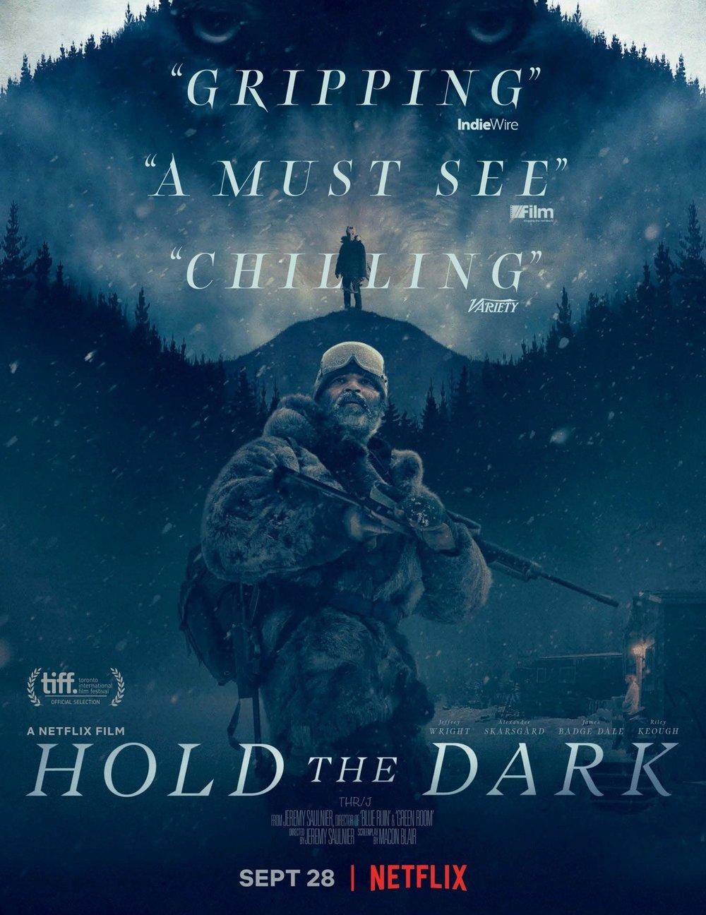 Resultado de imagem para hold the dark Jeremy Saulnier poster