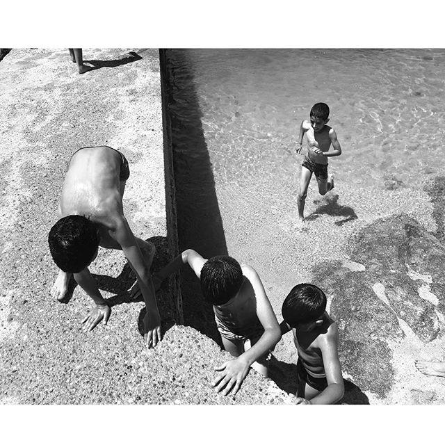 swimmers | Calella de Palafrugell