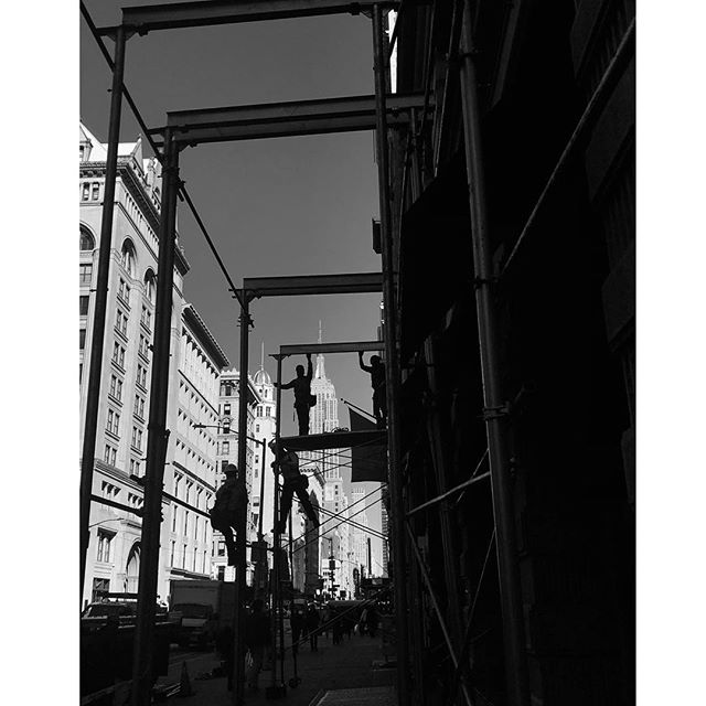 city layers | flatiron | 2018