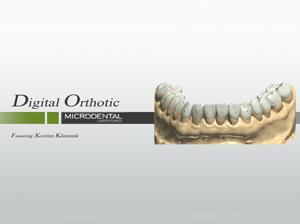 Digital Orthotic