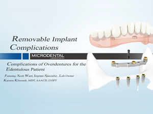 Removable Implant Complications