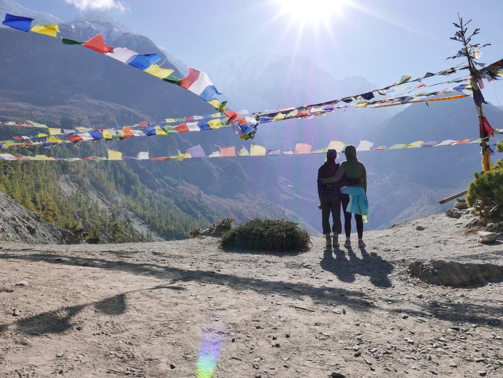 The best trekking buddies