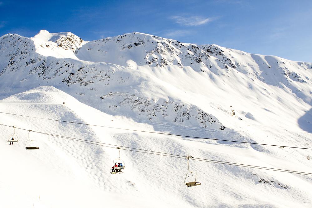 alyeska ski resort in alaska