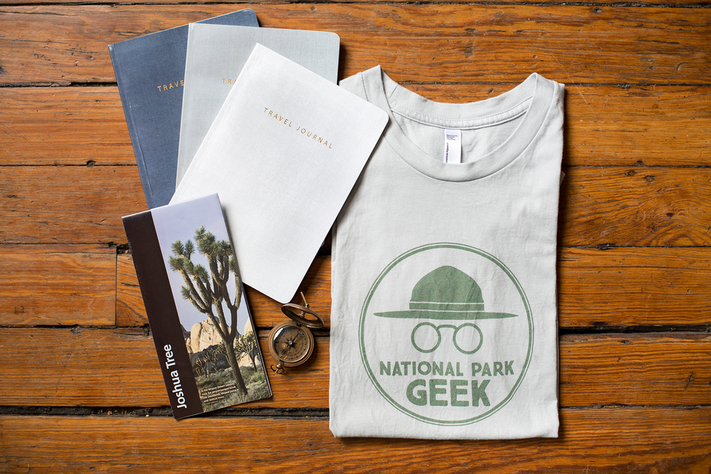 national park geek travel journal