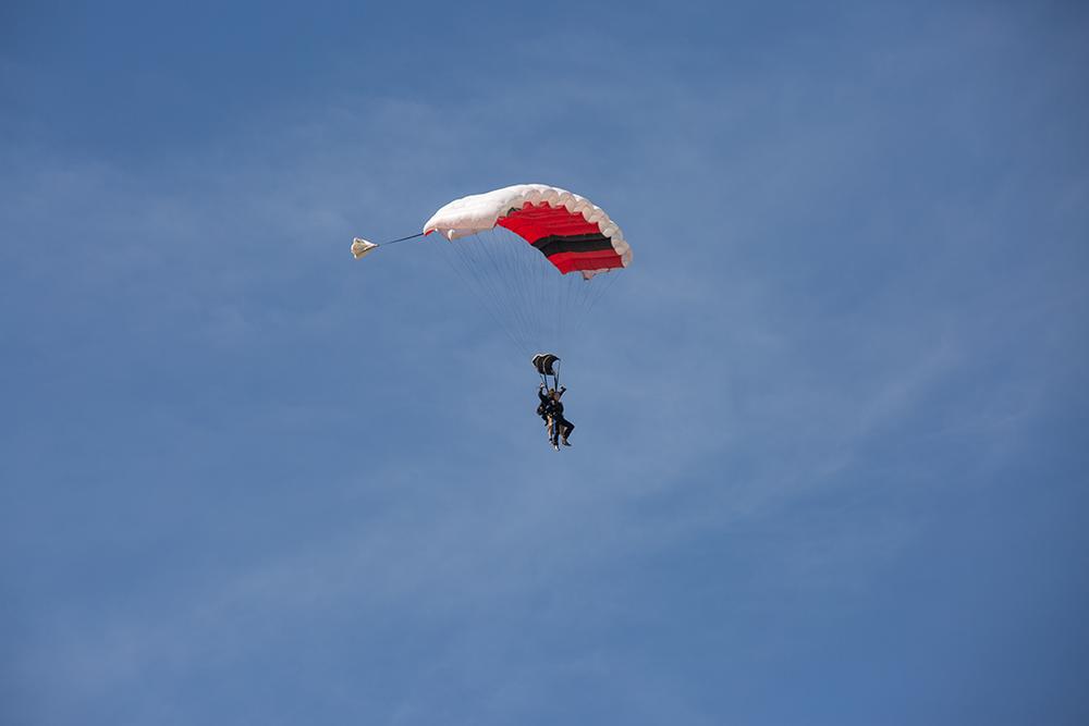 skydiving in moab utah
