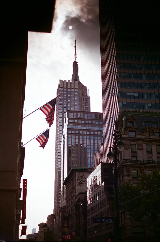 new york city film photography