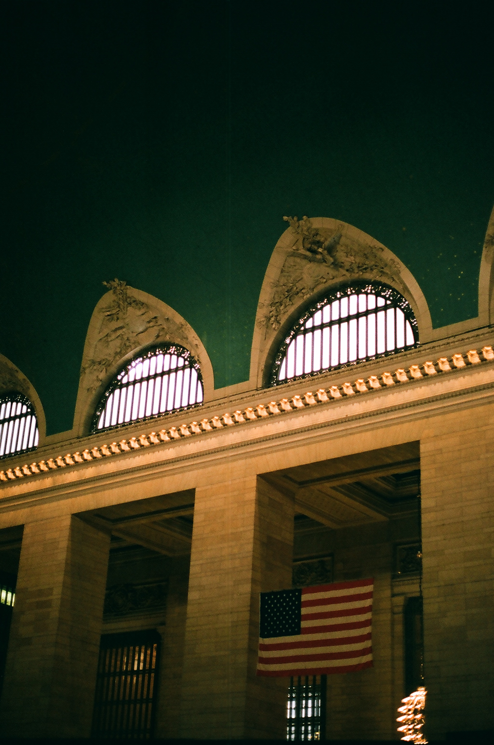 grand central station film photography