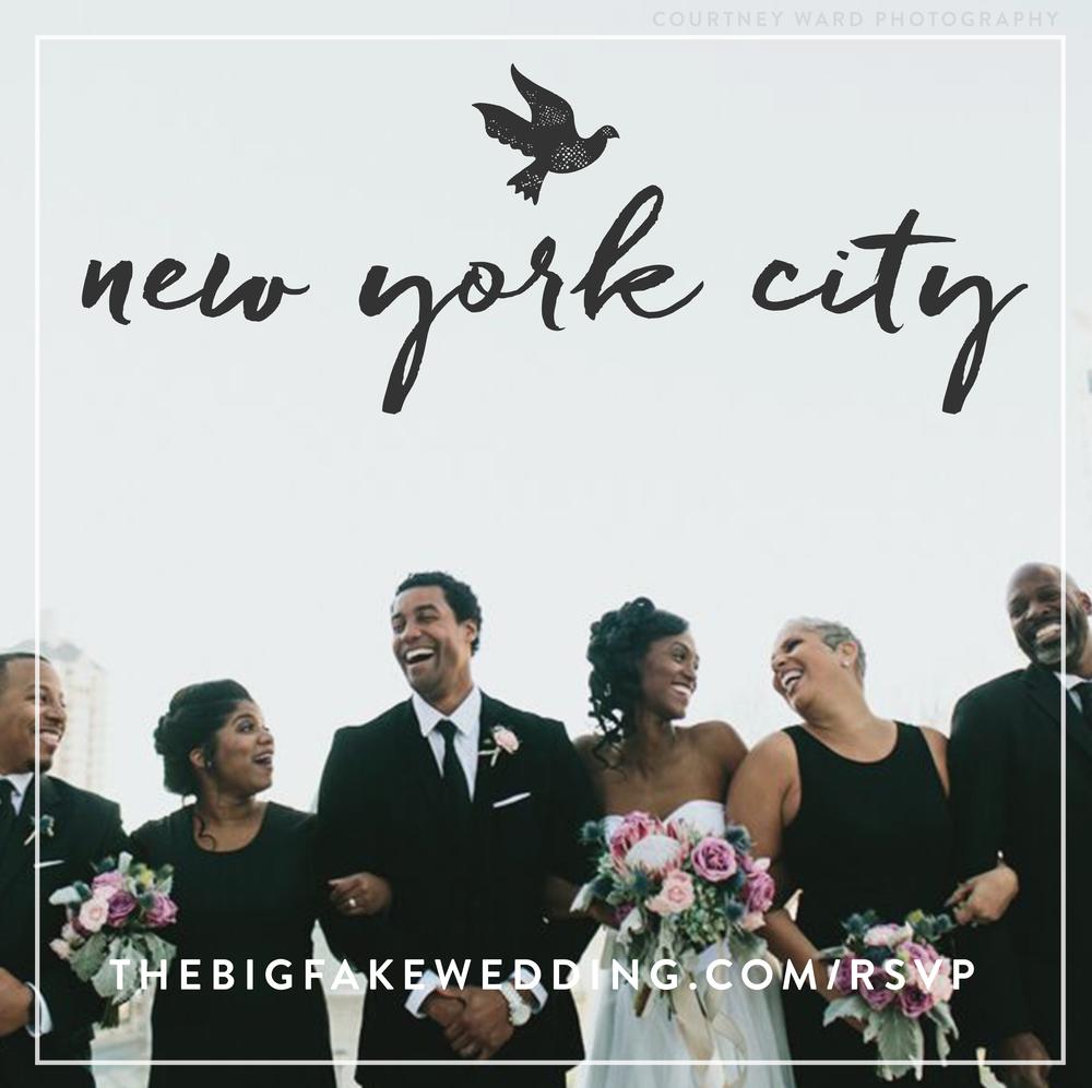 nyc wedding shows