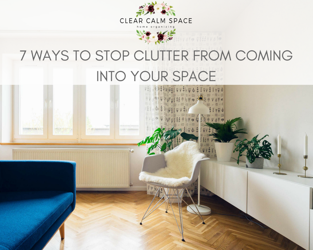 How to Declutter Your Junk Room in 7 Steps — Clear Calm Space