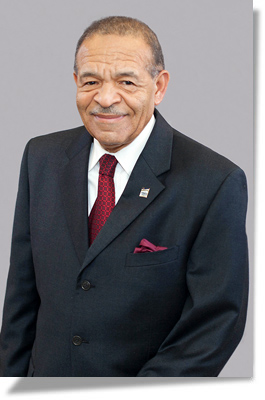 Commissioner James West Board of Commissioners