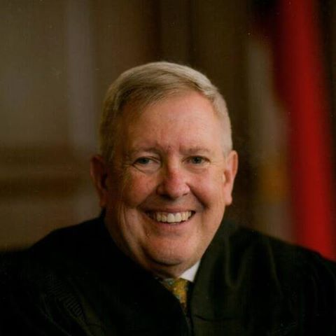 John S. Arrowood Court of Appeals Seat 1  Facebook:  @judgejohnarrowood