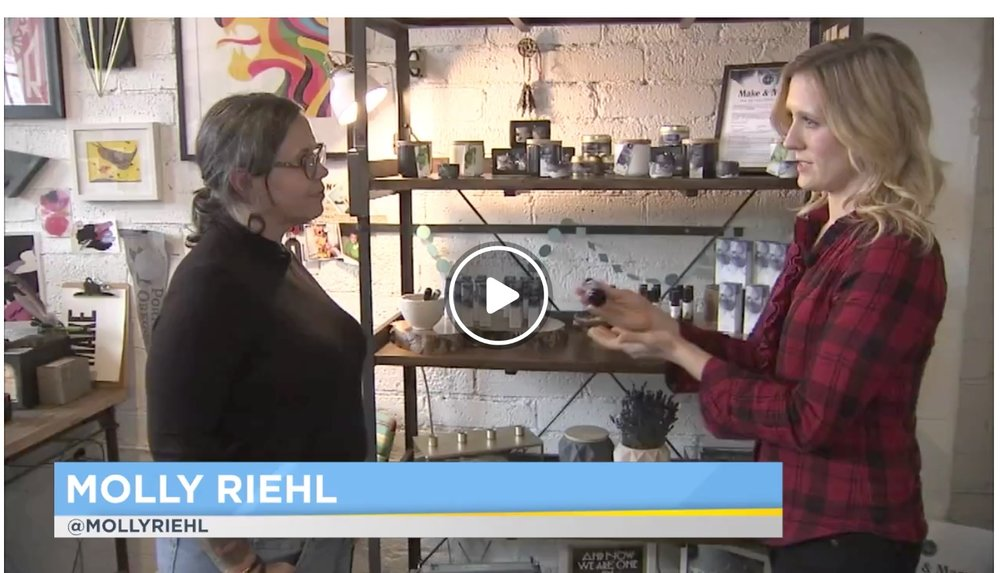 Make & Mary Pioneering GreenCBD Beauty & Wellness - An interview with FOX News