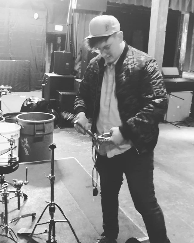 @jakestewartdrums has decided to leave the band. We will miss you brother 💔😥😥 #bestdrummer #jakobstewart #jaromeubanks #rip #myheartisdead