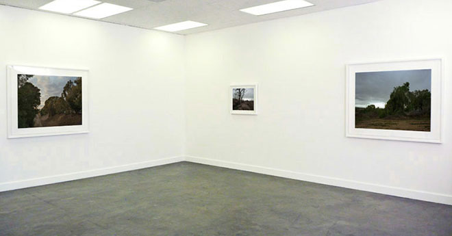 Installation views , Sam Lee Gallery, 2010