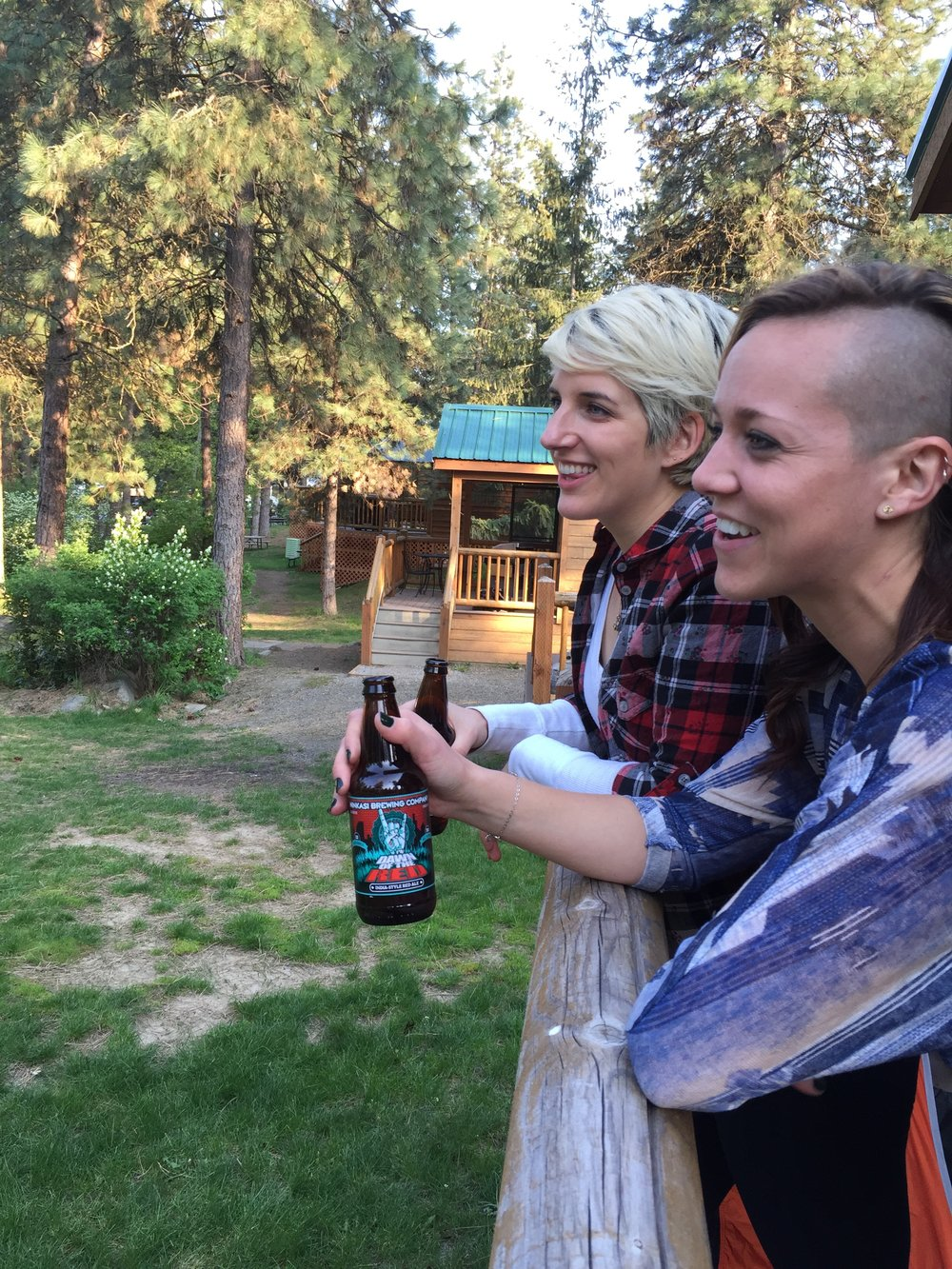 Leavenworth Beer Camp