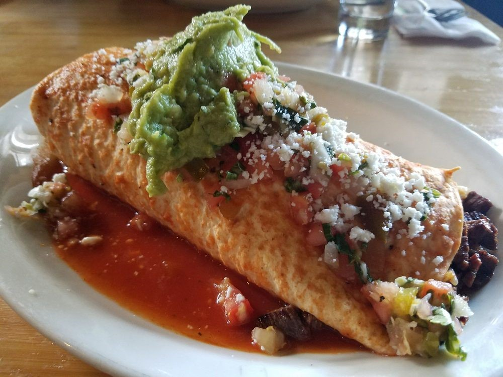 Delicious dinner at Fogón Cocina Mexicana - Photo courtesy of Yelp