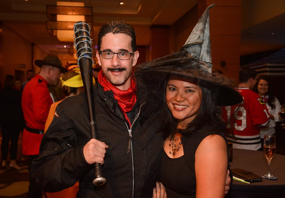 Find a costume and grab a drink at one of these awesome fall events!