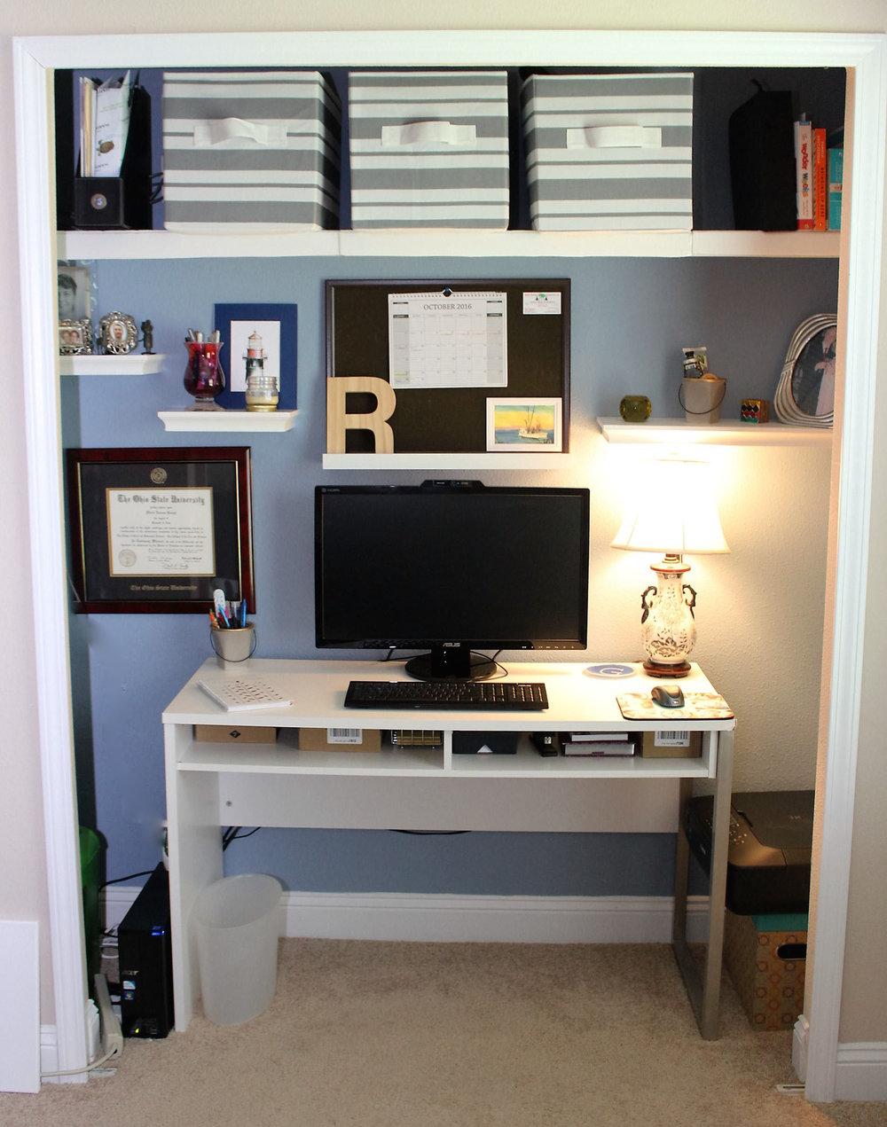 Home Office Updates — Dapper House Designs