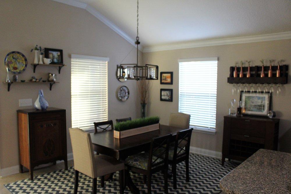 Dapper House Dining Room