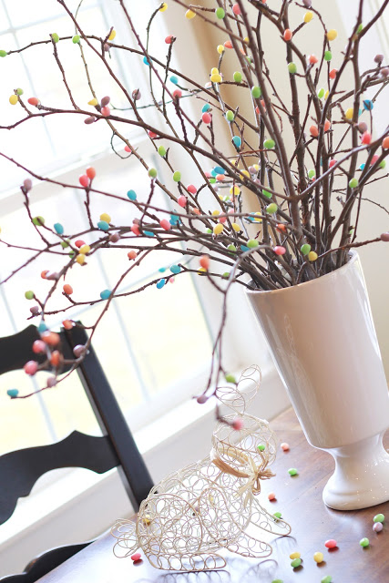 Crafty Sisters - Jelly Bean Tree DIY