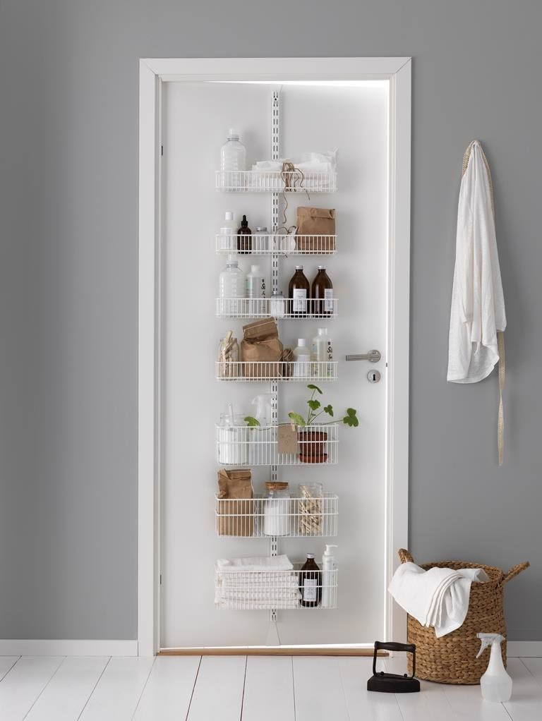 Storage system for your bathroom supplies! - Howards Storage World