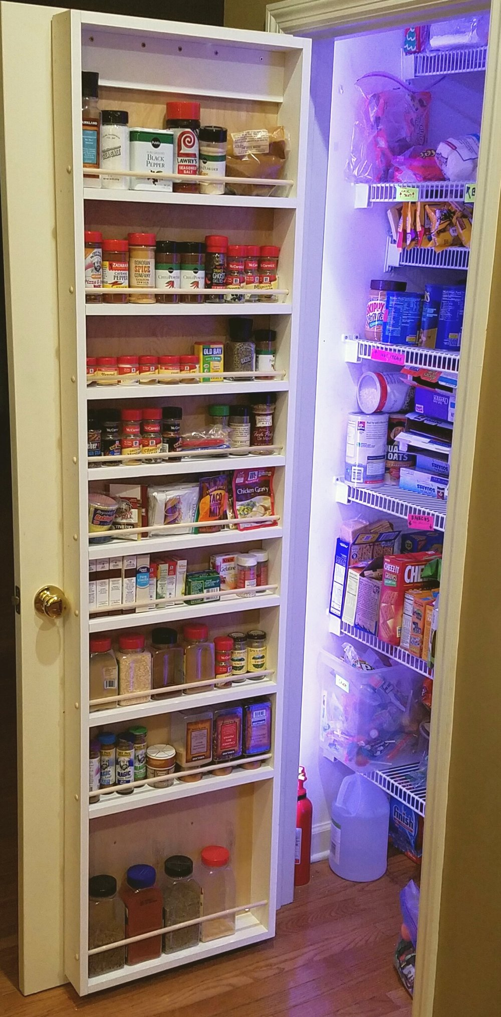 How much cooler can spice storage get?! Check it out on Ana-White.com