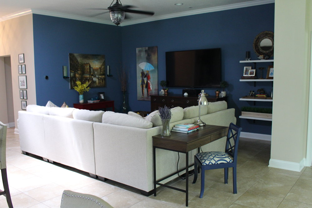 skinny jeans by behr family room