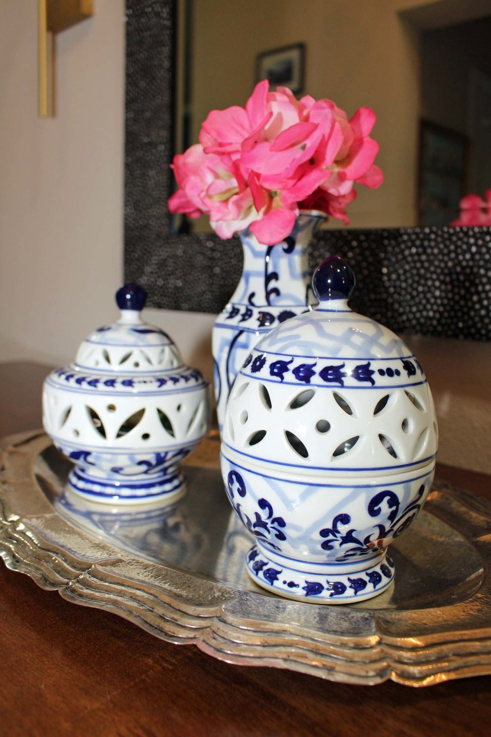 chinoiserie for summer decor