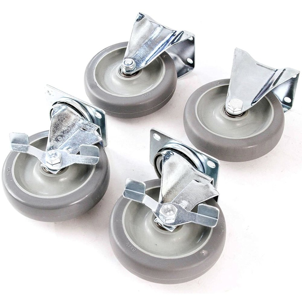 "5"" Caster Wheels from Amazon for $29.87"