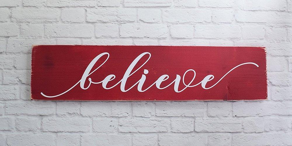 Believe - $35.99
