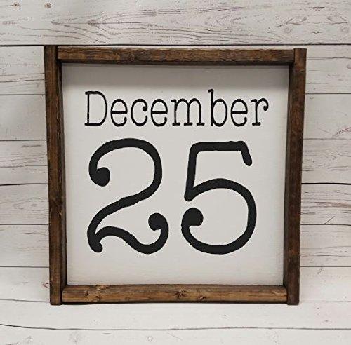 December 25 - $22.95