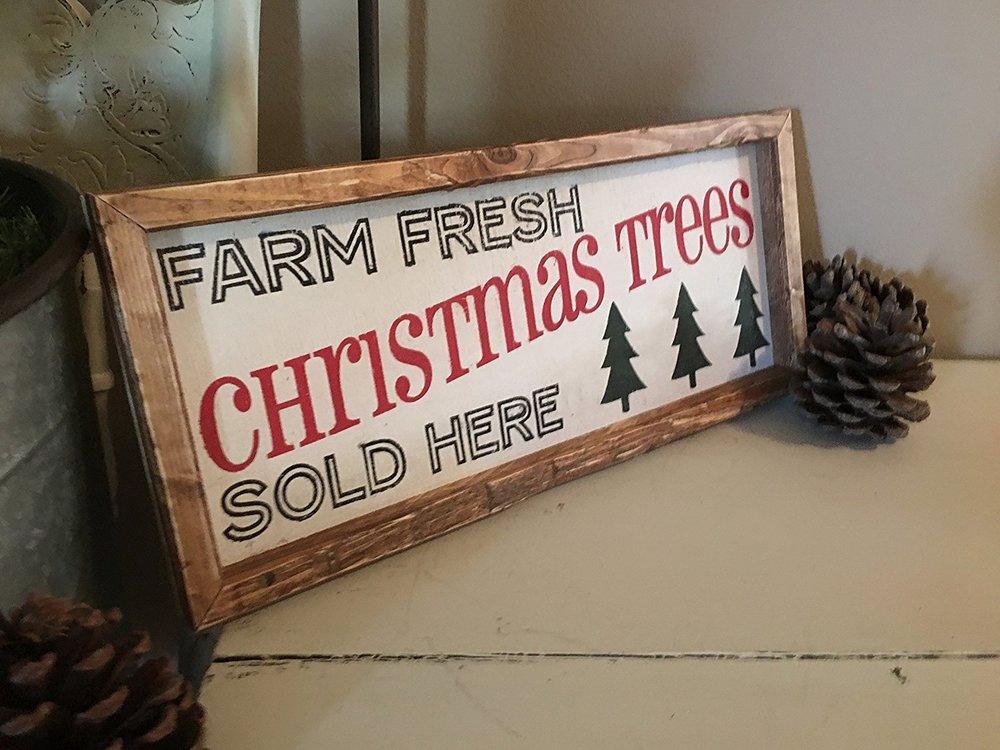 Farm Fresh Christmas Trees - $29.95