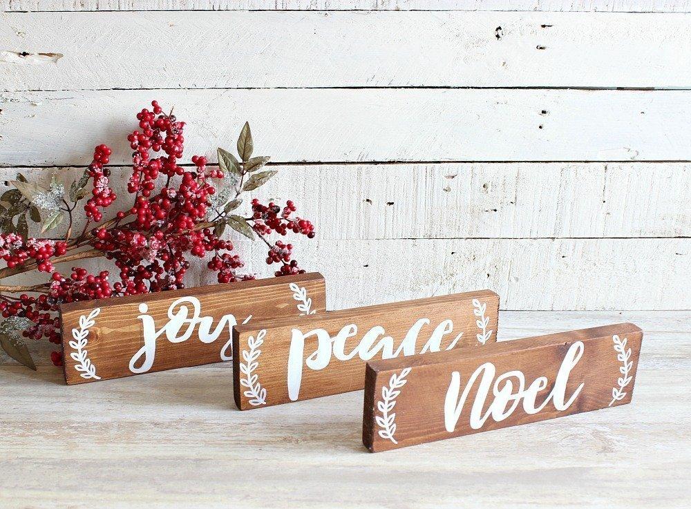 Joy, Peace, Noel - $39.99