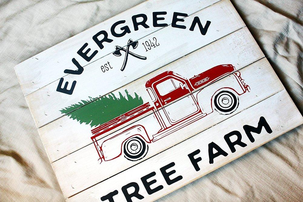 Evergreen Tree Farm - $44.99