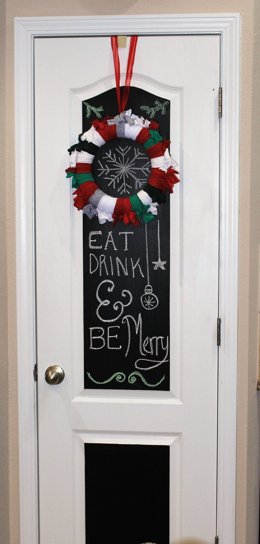 Kitchen Christmas Decor