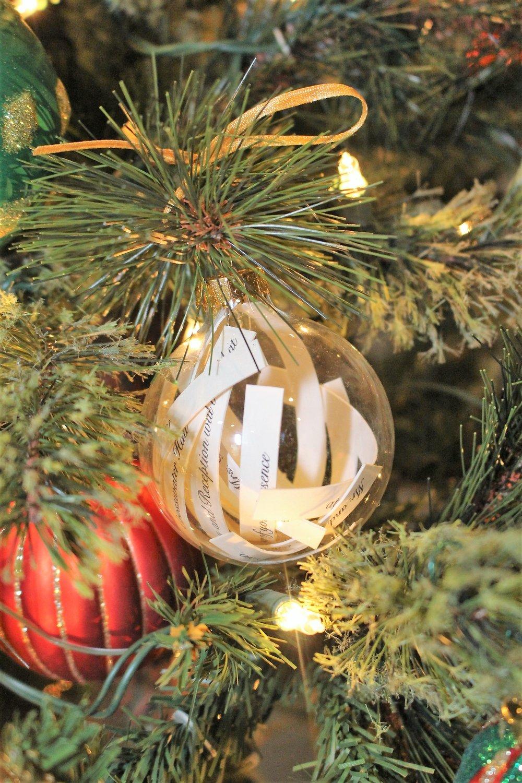 Christmas Ornament