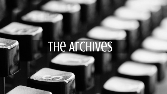 The archives - House by the Preserve